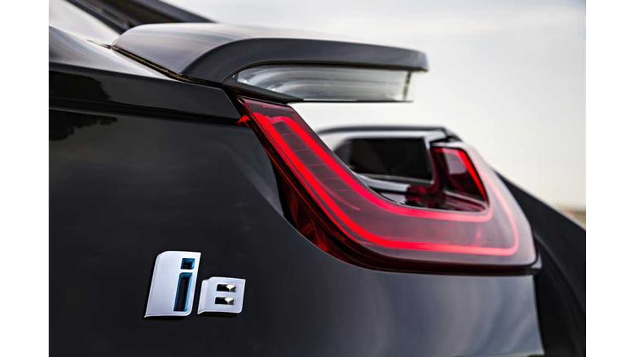With Help From BMW, Toyota / Lexus Will Launch an i8-Like Hybrid Supercar