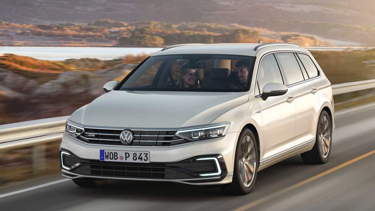 VW Passat Facelift (2019)
