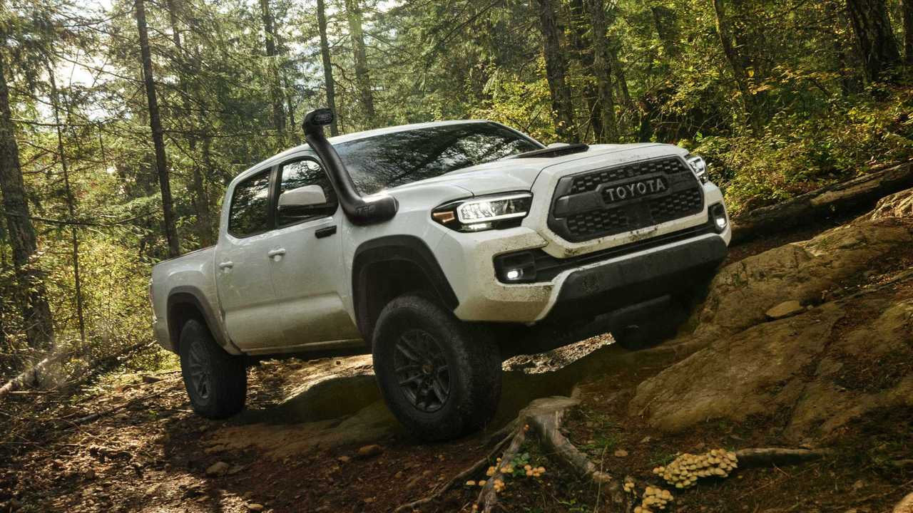 14. Toyota Tacoma: 121,866 Units