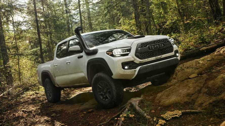 Segredo: Toyota registra irmã maior da Hilux no Brasil