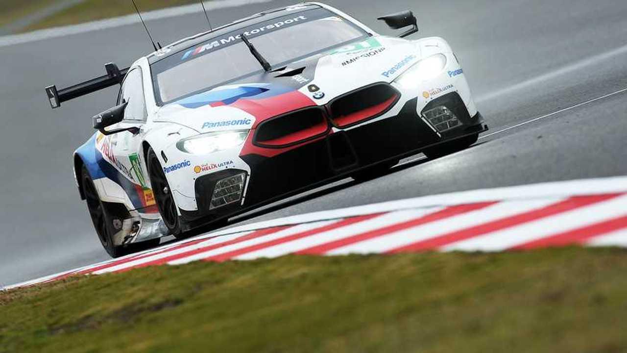 BMW Team MTEK BMW M8 GTE: Martin Tomczyk, Nicky Catsburg