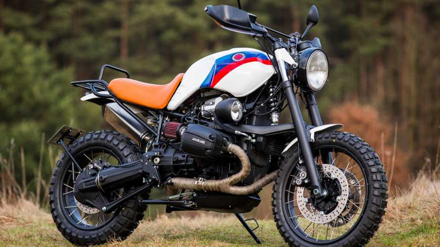 The Tastiest BMW Scrambler You'll See Today