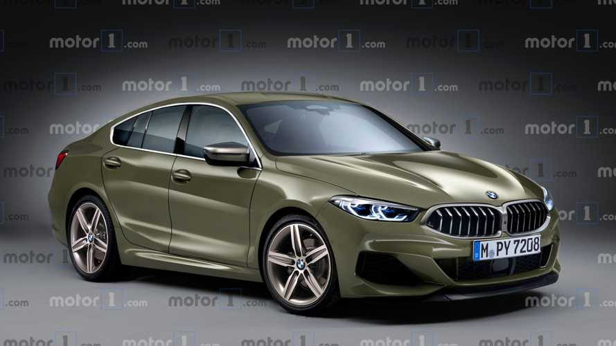 BMW 2 Series Gran Coupe render: Mercedes CLA rival coming