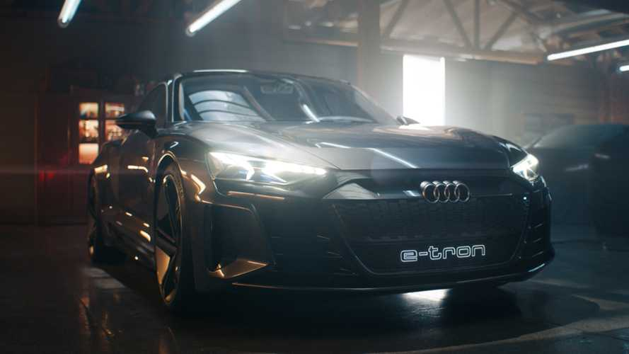 Audi E-Tron GT Super Bowl Commercial Is A Heavenly Experience