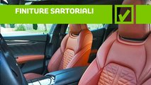Maserati Ghibli SQ 4 GranSport, pro FINITURE-SARTORIALI