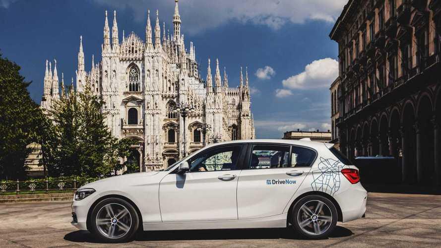 DriveNow, il car sharing col Telepass
