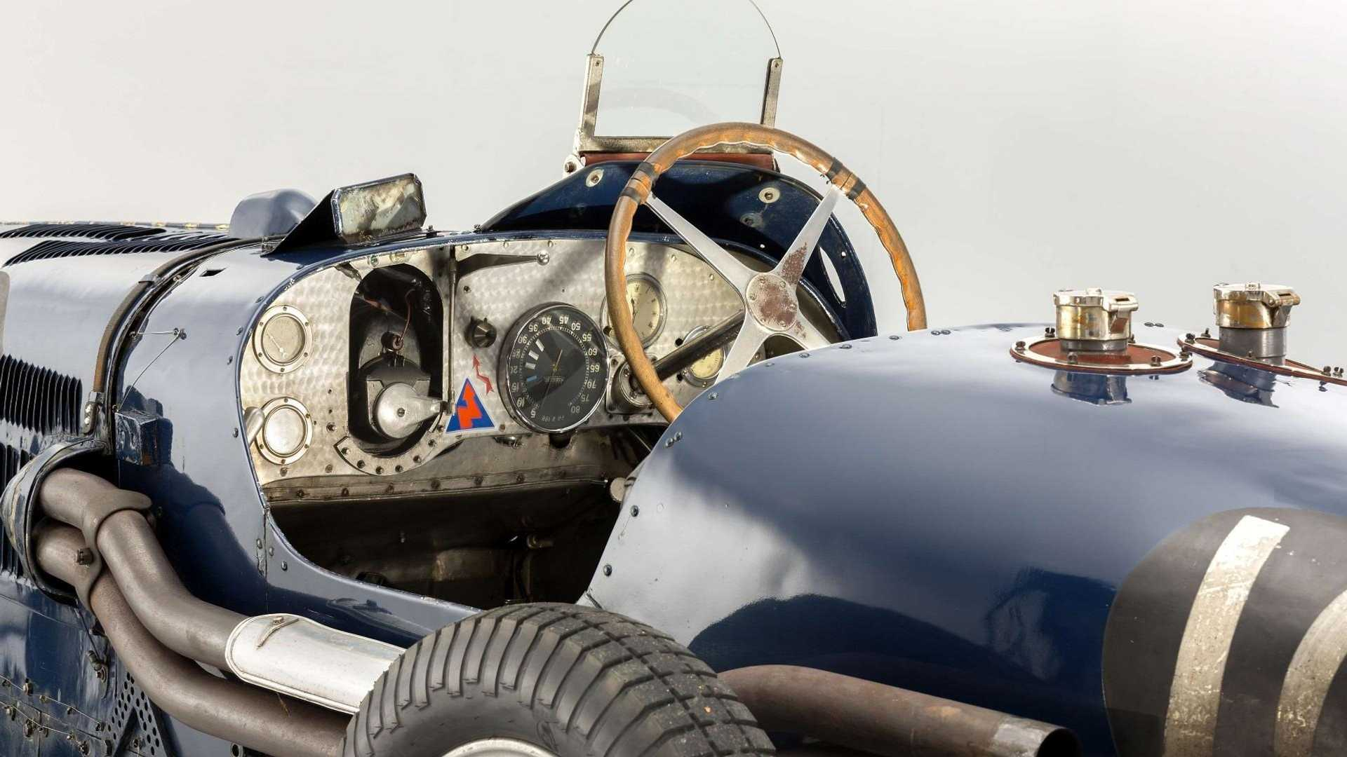 "[""Bugatti Type 51 1931""]"