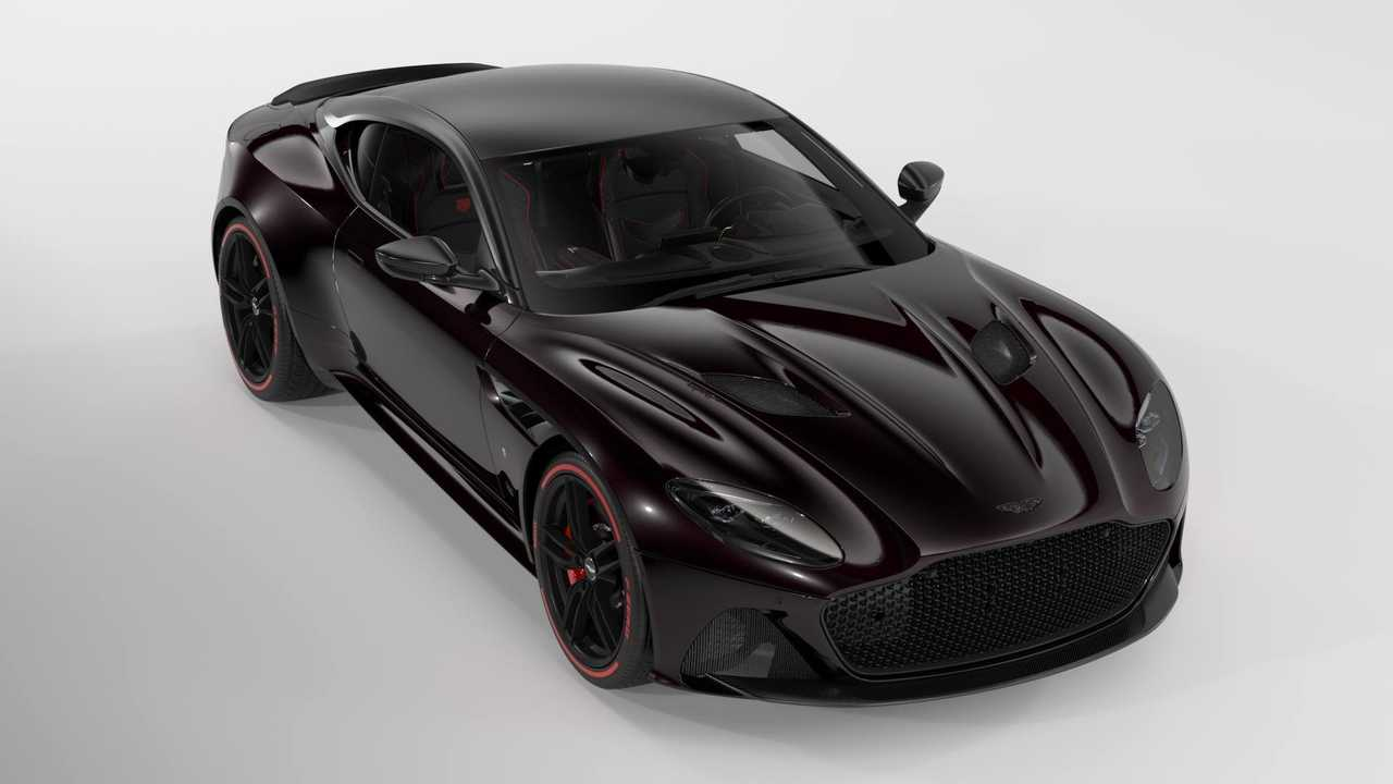 Aston Martin Dbs Superleggera Tag Heuer Edition Is A Stunner