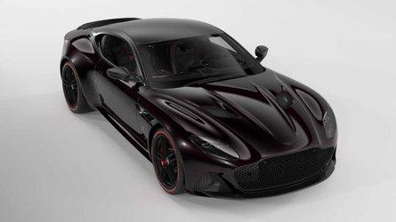 Aston Martin сделал особый DBS Superleggera в честь часов TAG Heuer