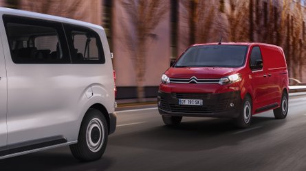 Citroën a Transpotec 2019 con Jumper e Nuovo Berlingo Van