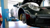 Porsche 911 documentary screenshots