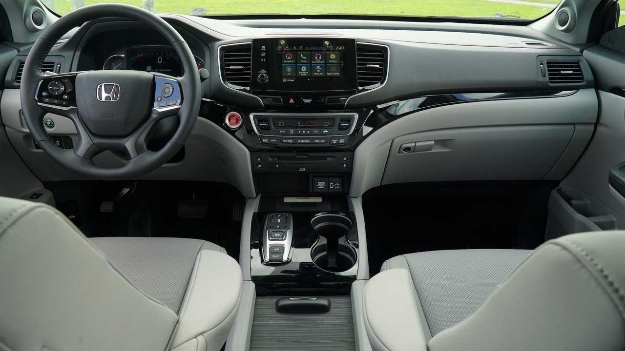 2019 Chevrolet Traverse Vs 2019 Honda Pilot Comparison 3