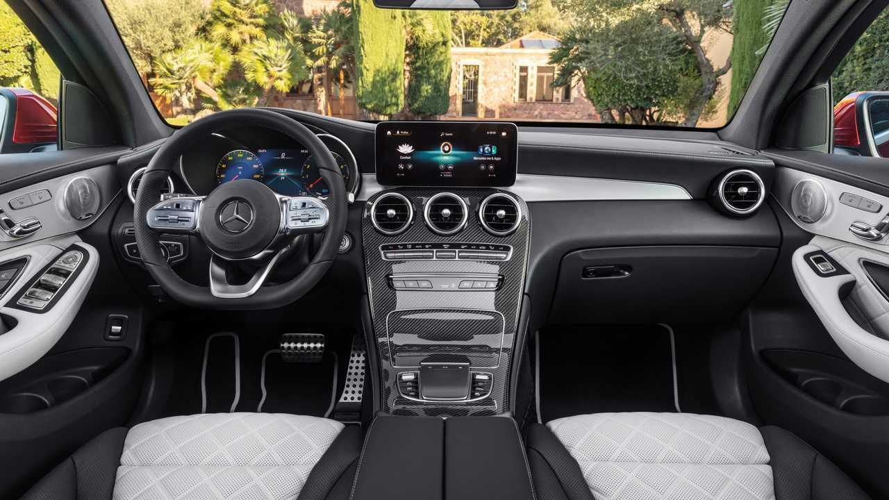 Mercedes GLC Coupe (2019)
