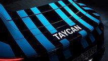 Porsche Taycan (getarnt)