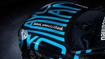 Porsche Taycan (2019) zeigt sich offiziell mit weniger Tarnung