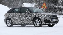 Audi Q2 L E-Tron Spy Photos