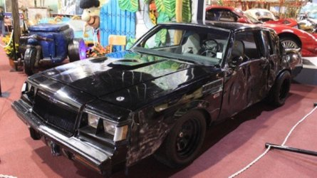 Fast and furious 1987 buick gnx stunt car for sale