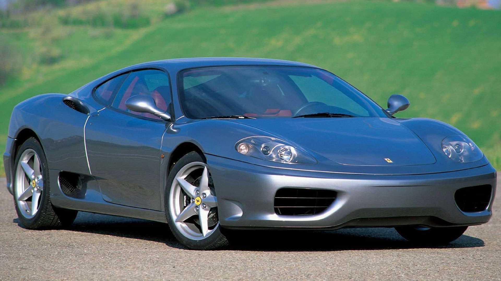 """[""""1999 Ferrari 360 Modena""""]"""