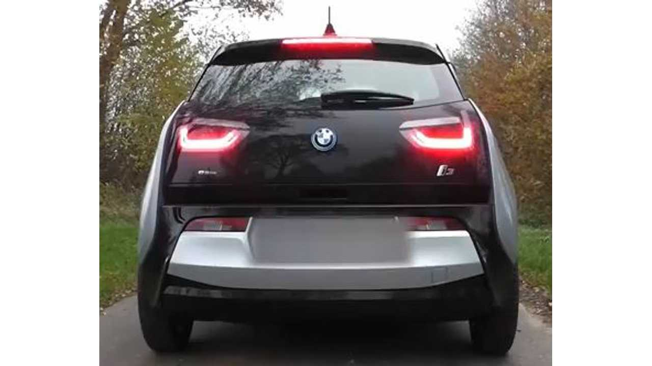 BMW i3 REx Road Test Yields 34 MPG, Plus Noise Levels Of The REx In Operation (video)