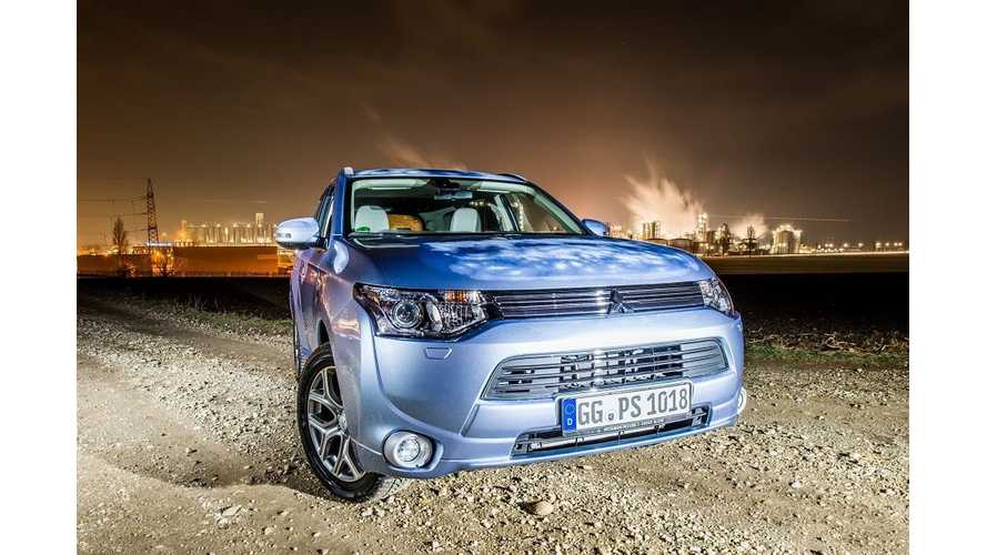 Mitsubishi Outlander PHEV Sales Remain Strong In Japan; i-MiEV Sales Growing
