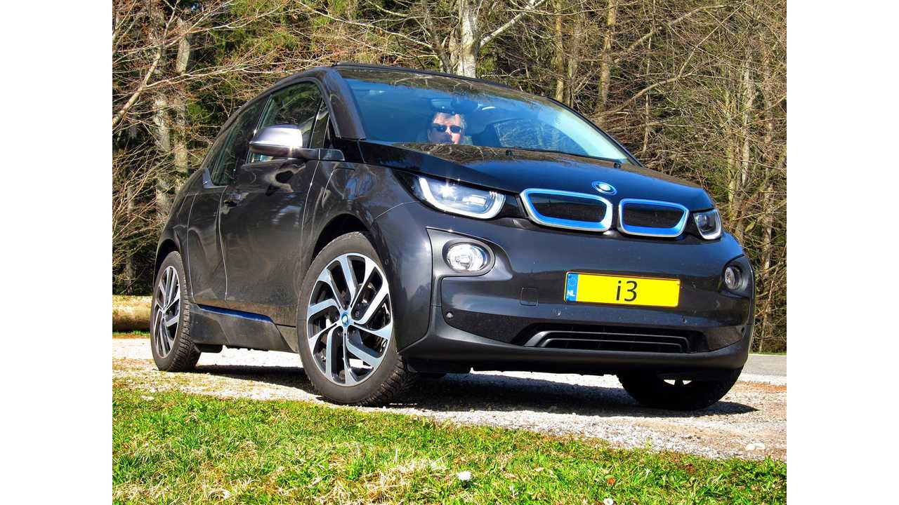 First Ever BMW i3 REx Road Trip Review - 1,100 Miles