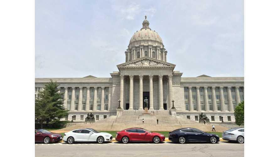 Missouri Puts Anti Tesla Direct Sales Ban On Hold