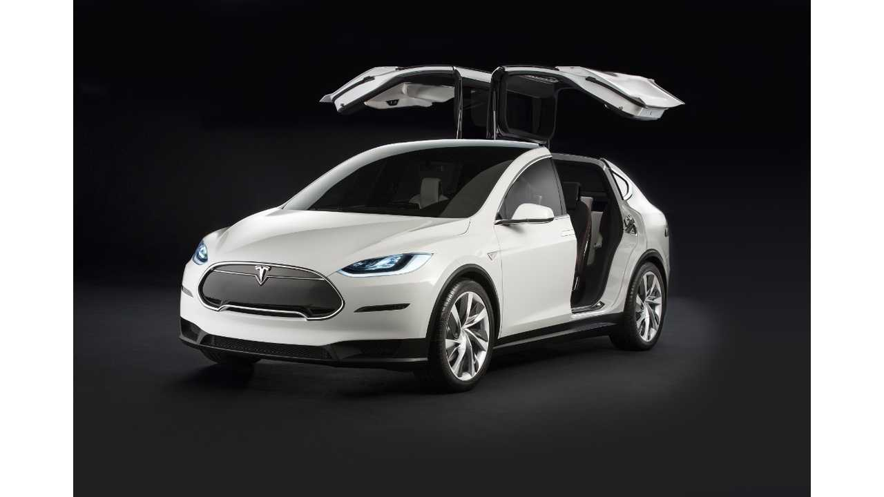 Tesla Model X Continues To Fight Losing Battle Against Delays