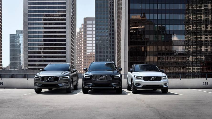 Volvo offre la possibilité d'acheter ou de louer sa voiture en ligne