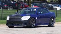 2019 Dodge Charger SRT Hellcat Spy Shots
