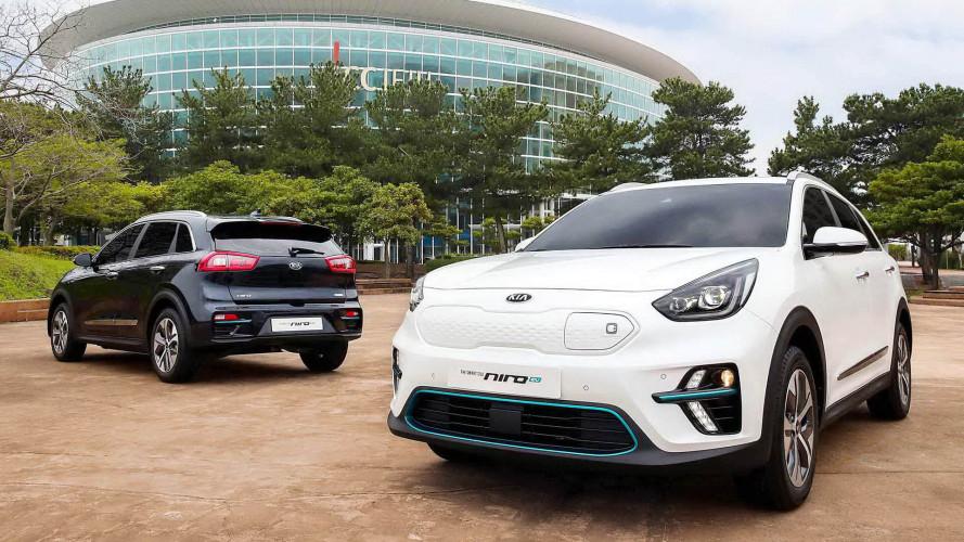Kia dévoile le Niro EV, le SUV 100% électrique