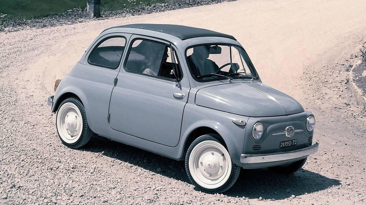 Fiat 500 (1957 -1975)
