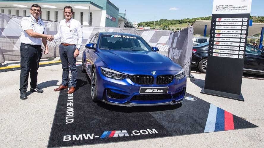 BMW M3 CS MotoGP Award 2018