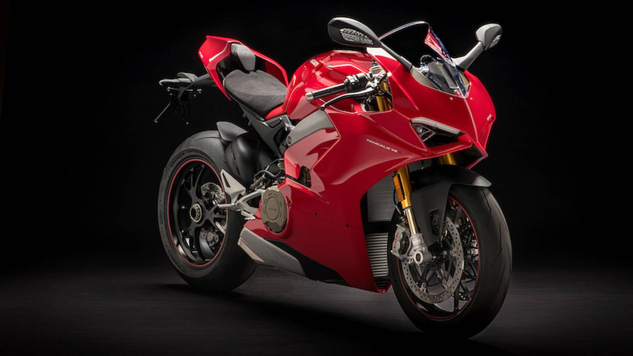 Ducati's V4 S Voted Best Looking Bike of EICMA
