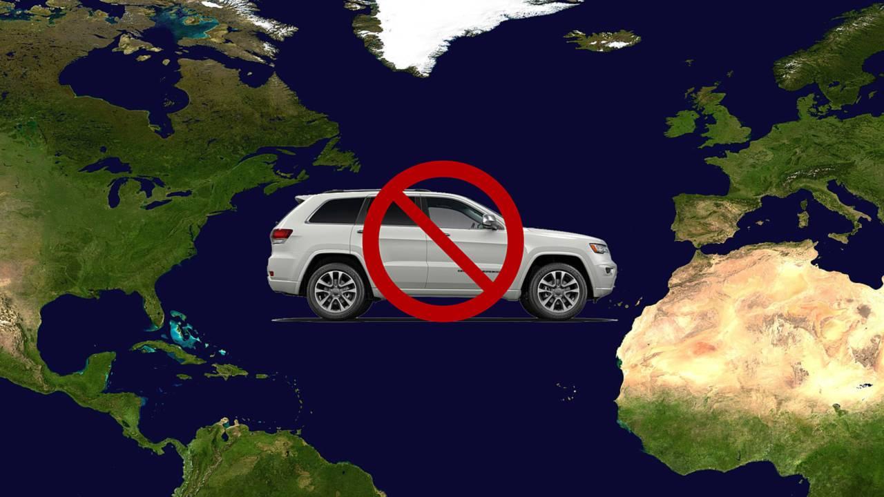 Dazi anti auto USA