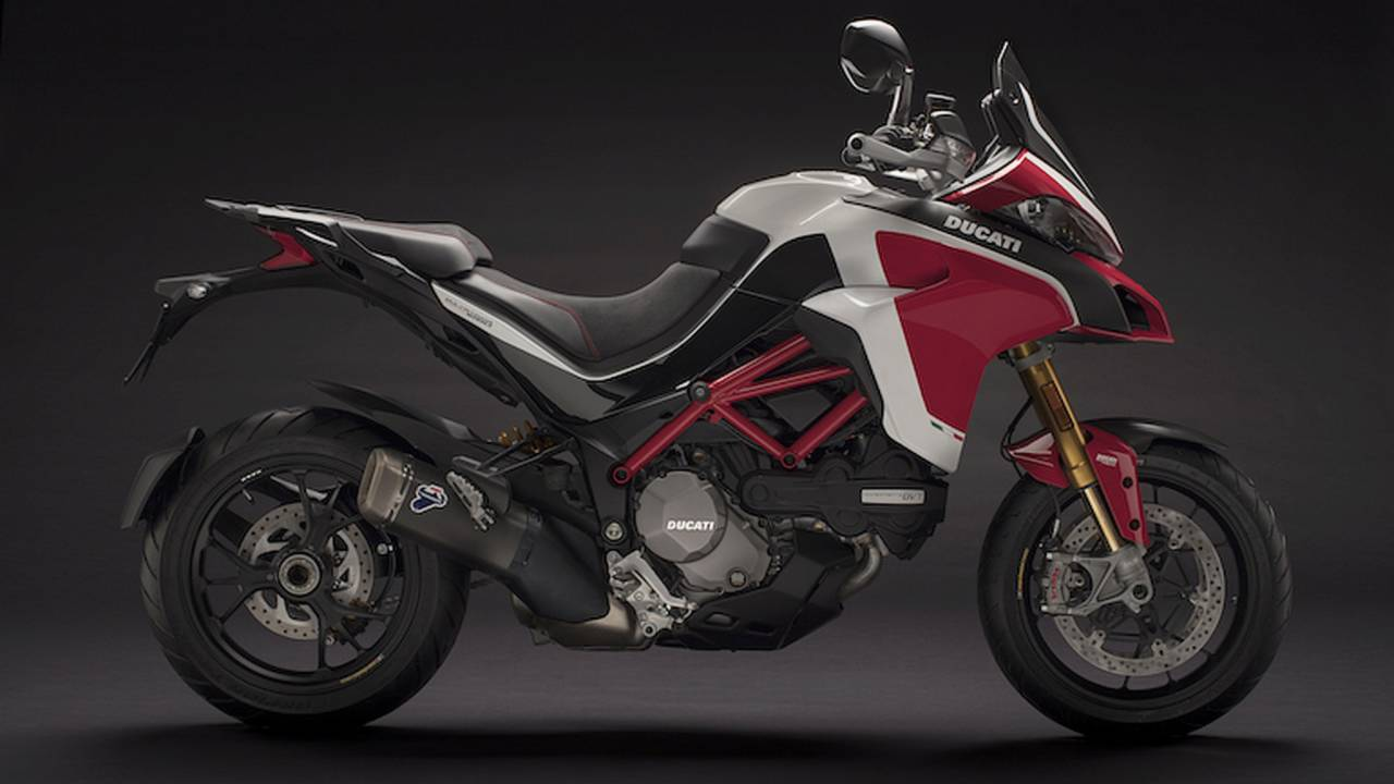 Ducati Boosts Multistrada to 1260 Version