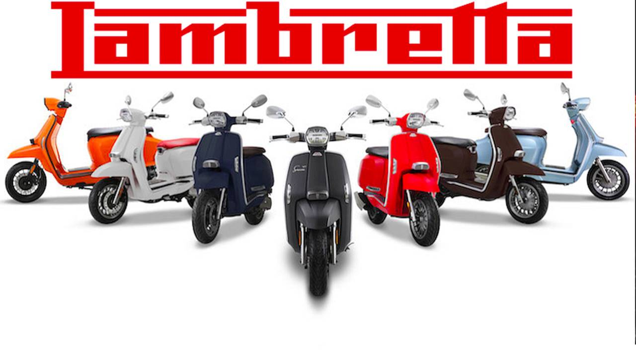 The Return of an Icon: Lambretta V-Special