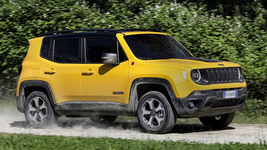 Mais vendidos na Itália em 2018: Renegade chega ao top 5, Fiat cai
