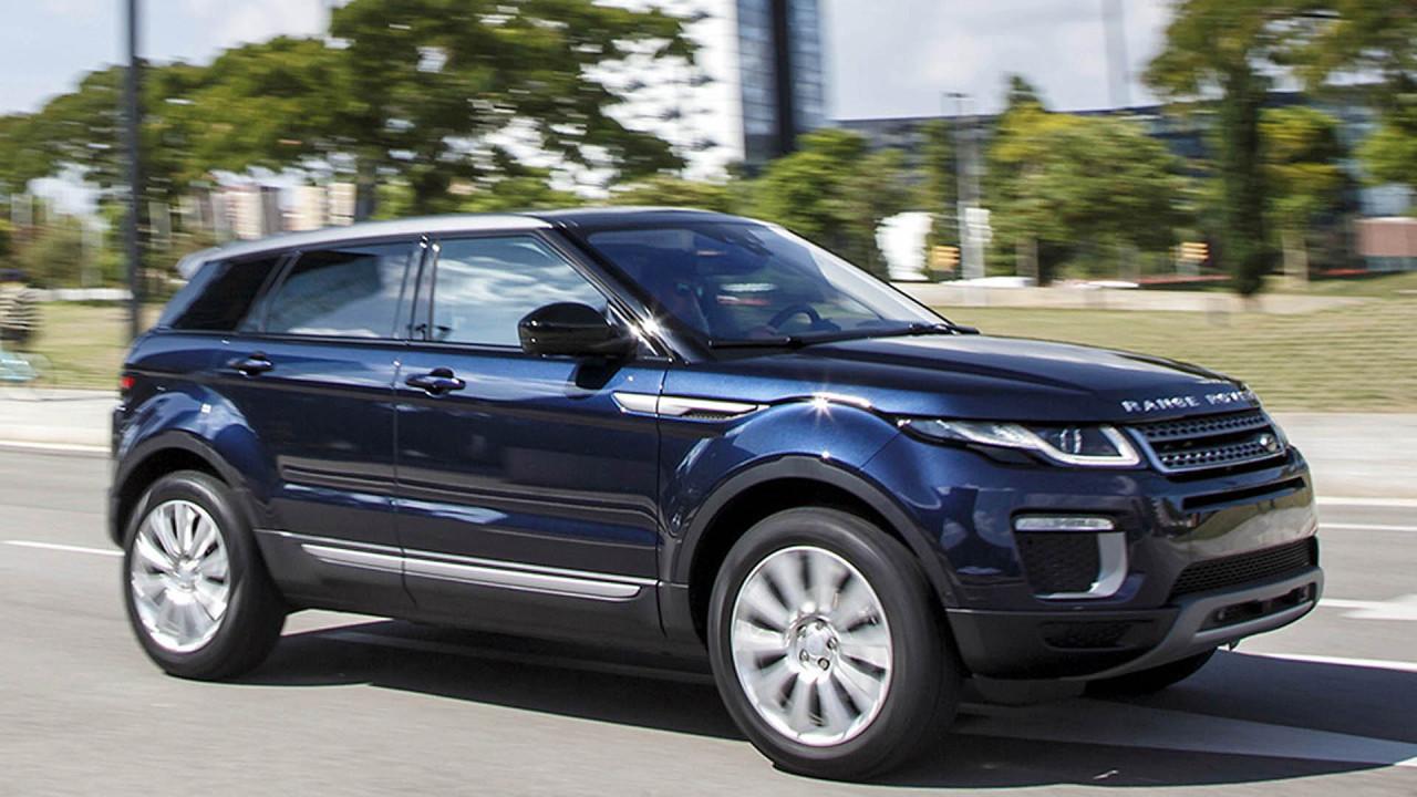 Platz 2: Range Rover Evoque