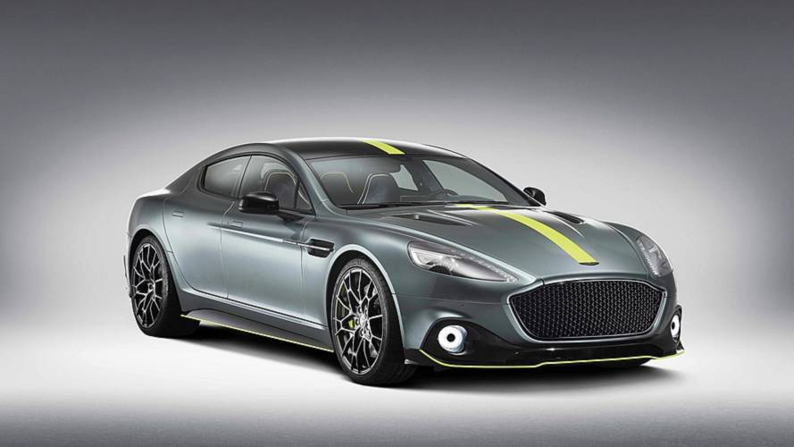 Aston Martin Rapide Will Die And Be Replaced By SUVs: Report