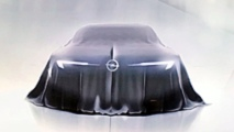 Opel/Vauxhall GT Teaser