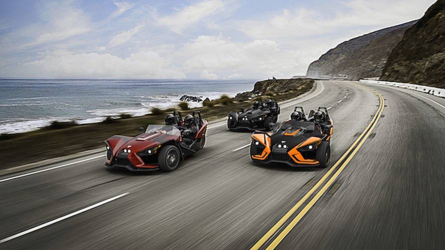 Polaris Expands Slingshot Line-Up