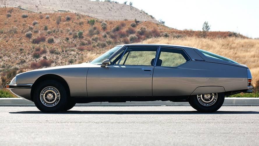 Citroën SM 1970-1975