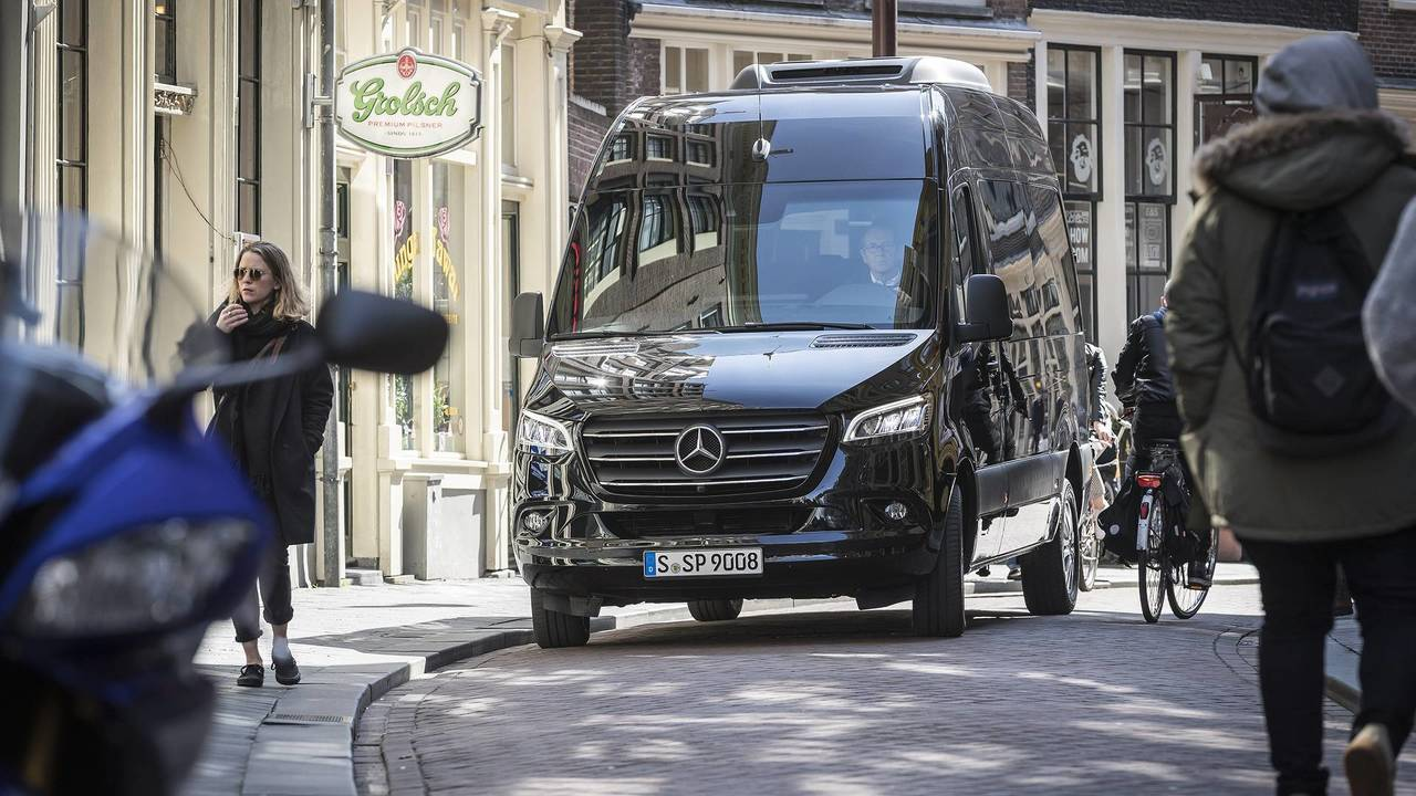 2019 Mercedes-Benz Sprinter First Drive: Delivering Updates
