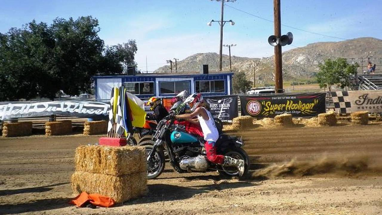 A Wicked Good Time: Racing Old Harleys and Indians