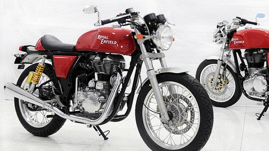 Royal Enfield Cafe Racer comes to the US next summer