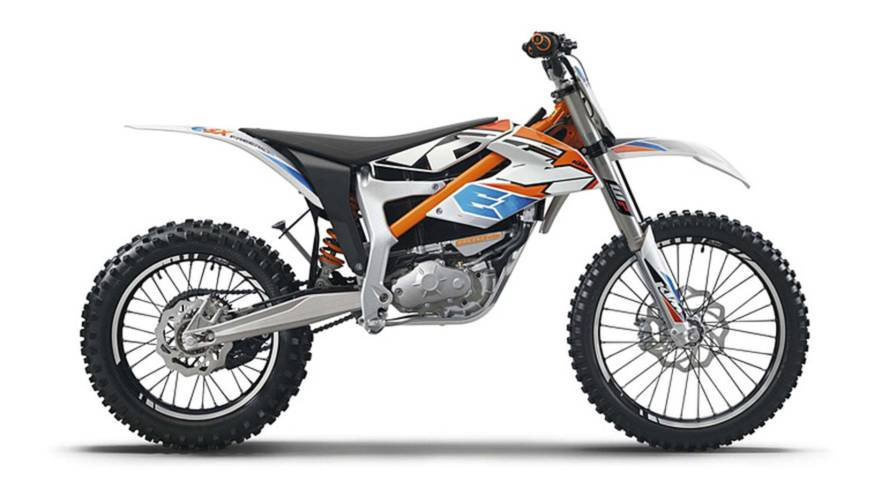 KTM Introduces Freeride E-XC Electric Offroader