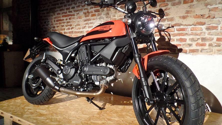 Ducati Unveils 9 New Models - EICMA 2015
