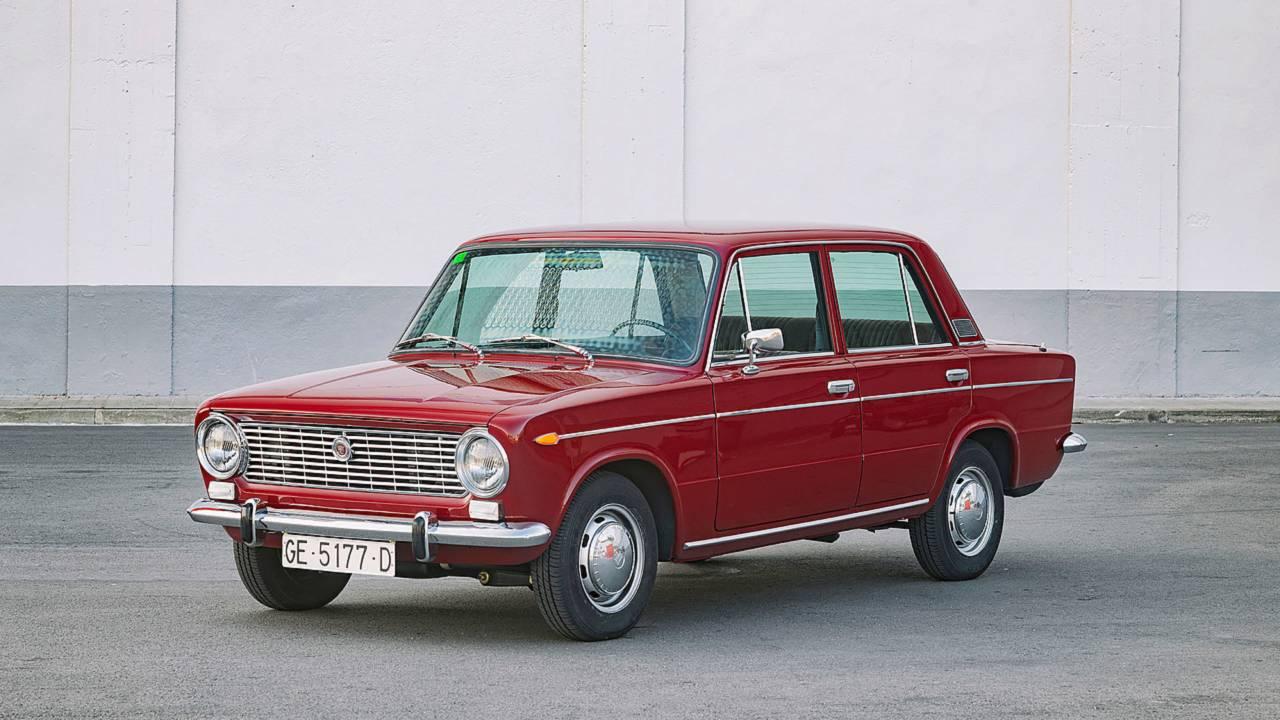 SEAT 124 - 50 aniversario