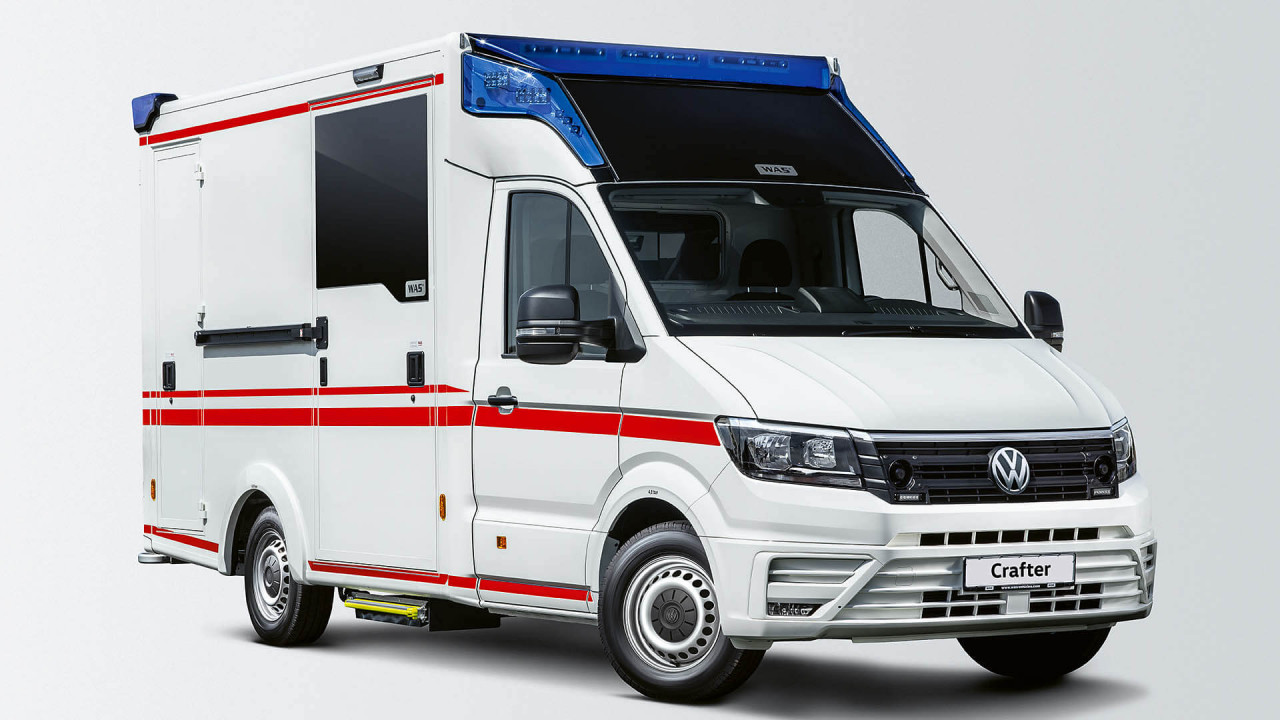 VW Crafter WAS 500 RTW