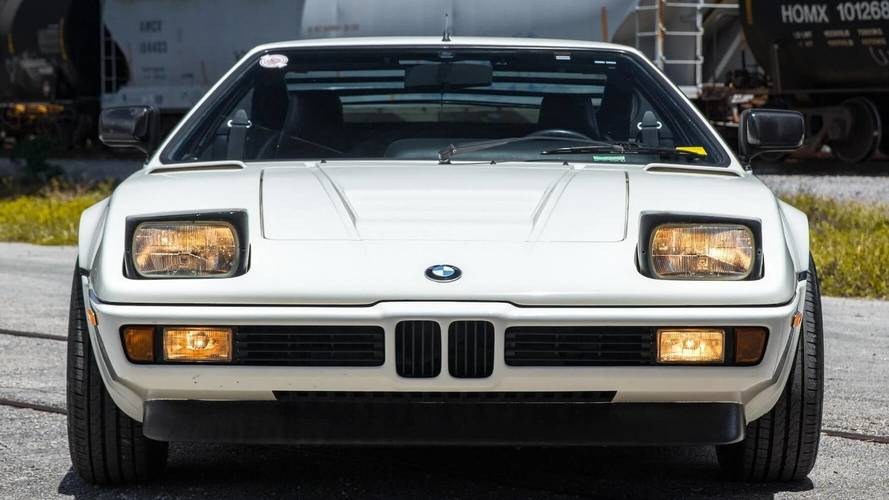 1981 BMW M1 for sale